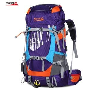 Makino 60L Outdoor Sports Backpack Hiking/Camping